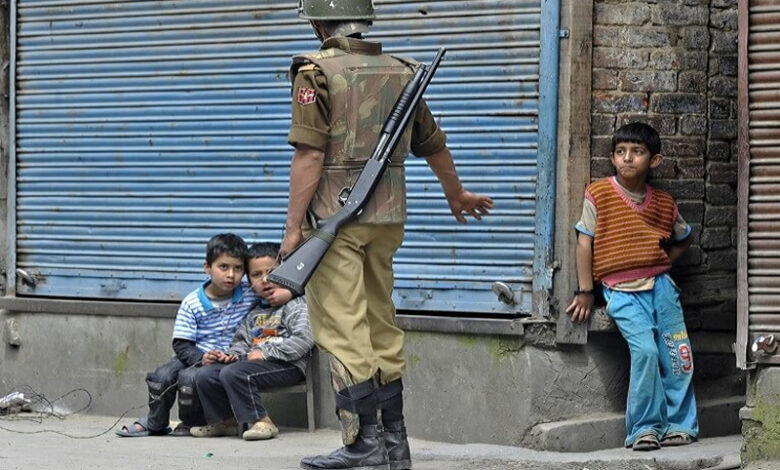 J&K: Police accused of 'strip searching' detainee's family