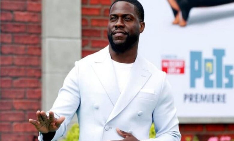 Deadly car crash changed how Kevin Hart looked at life
