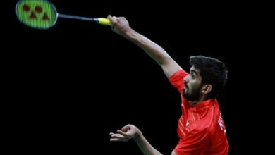 Photo of Kidambi Srikanth crashes out of Denmark Open