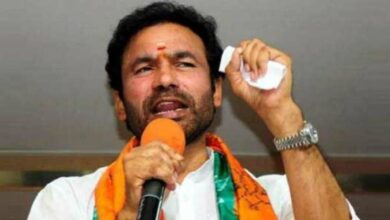 Photo of KCR not implementing Ayushman Bharat scheme in TS: Kishan Reddy