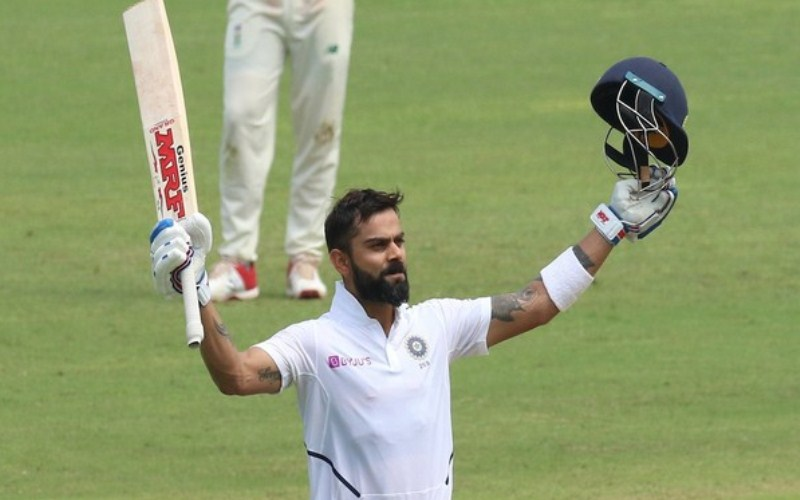 When you think about team, you end up batting more: Kohli