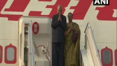 Photo of President Kovind embarks on 7-day visit to Philippines, Japan