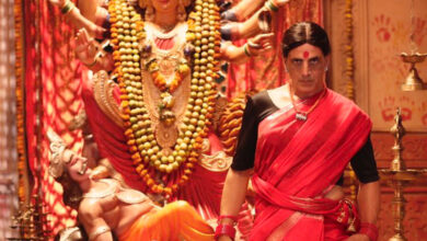 Photo of Catch glimpse of Akshay Kumar's feminine avatar in 'Laxmmi Bomb'