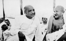 Bye-bye Father of the Nation Gandhi—Nation has a new father