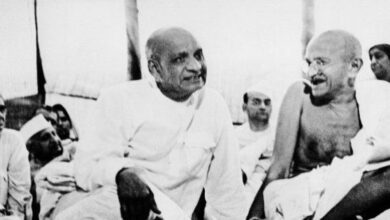 Photo of Bye-bye Father of the Nation Gandhi—Nation has a new father