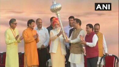 Photo of Delhi: PM Modi attends Dussehra celebrations