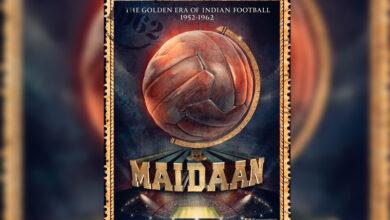 Photo of Ajay Devgn wraps up second schedule of 'Maidaan'