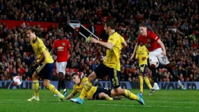 Photo of Premier League: Manchester United, Arsenal play out a draw