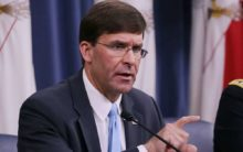US to keep around 600 troops in Syria: Mark Esper