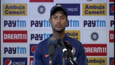 Photo of Being part of winning side is privilege: Mayank Agarwal