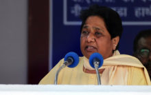 Mayawati targets UP govt over law and order situation in state