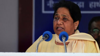 Photo of Mayawati targets UP govt over law and order situation in state