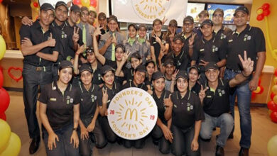 Photo of McDonald's celebrates Founder's Day in North and East India