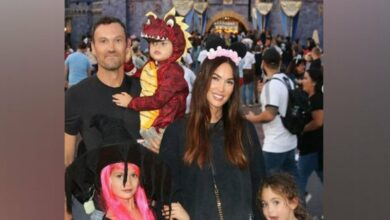 Photo of Here's how Megan Fox is celebrating Halloween with family