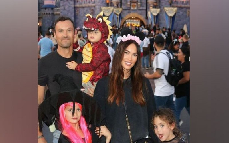 Here's how Megan Fox is celebrating Halloween with family