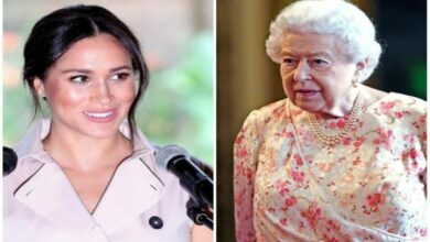 Photo of Queen Elizabeth 'impressed' with Meghan Markle's recent Africa trip