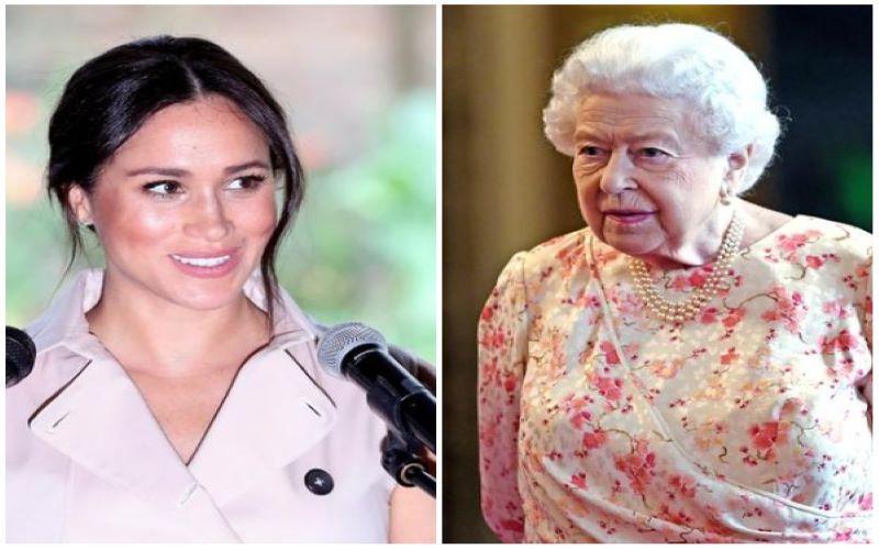 Queen Elizabeth 'impressed' with Meghan Markle's recent Africa trip