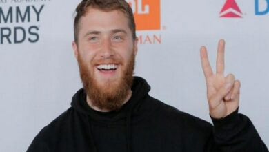 Photo of Mike Posner completes 3,000 mile trek across America