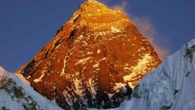Photo of Nepal,China to jointly announce re-measured height of Mt Everest