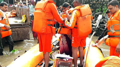 Photo of NDRF and SDRF disburse funds for Karnataka flood victims