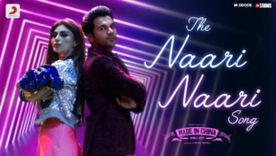 Photo of Groove to the 'Naari Naari' song from 'Made In China'