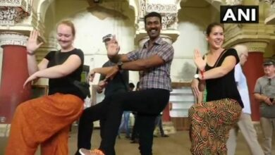 Photo of Guide introduces tourists to rich Tamil culture through Bharatanatyam