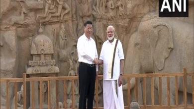 Photo of Mamallapuram Summit Day 2: Xi reaches venue for talks with Modi