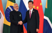 Chinese President on 2-day India visit from Friday