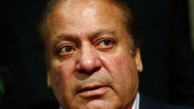 Photo of Sharif diagnosed with complicated heart disease
