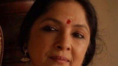 Neena Gupta's throwback pic from set of 'Daddy'