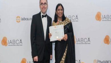 Photo of Indian-origin professor Neena wins major award in Australia