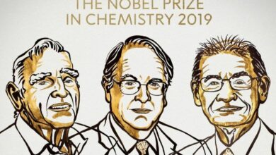 Photo of Pioneers of lithium-ion battery win Nobel Chemistry Prize