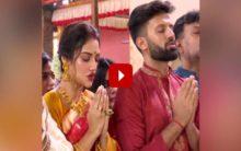 Cleric slams Nusrat Jahan for performing Durga puja