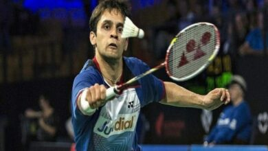 Photo of P Kashyap crashes out of French Open