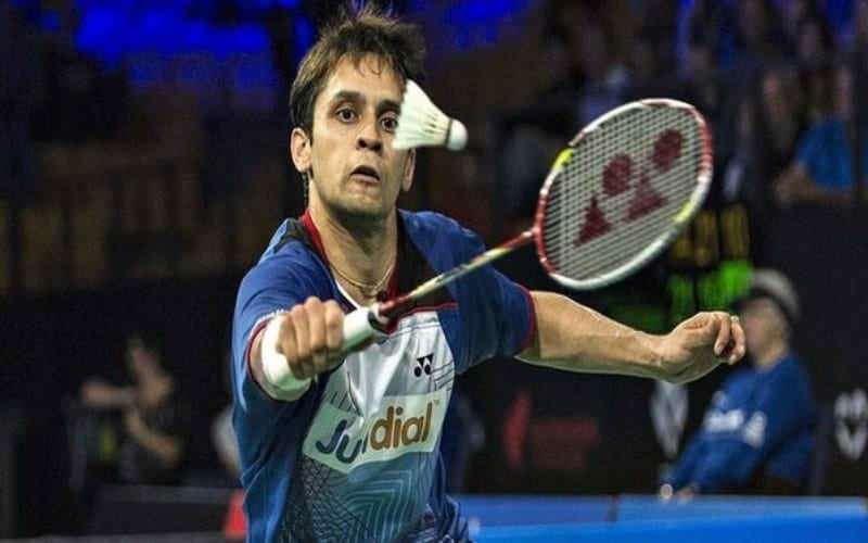 P Kashyap crashes out of French Open