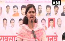 Pankaja Munde flexes muscles, dares BJP to dump her