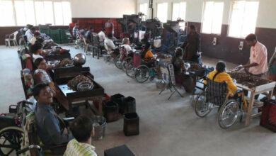 Photo of Paraplegics 'stand on their feet', thanks to Naseema Hurzuk