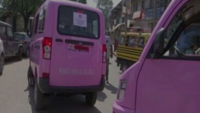 J-K: Pink vehicles launched for women and girls in Rajouri