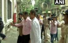 Money laundering case: Praful Patel arrives at ED office