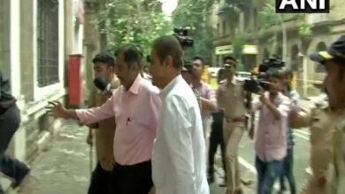 Photo of Money laundering case: Praful Patel arrives at ED office