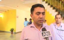 Goa never promotes sex, drug tourism: Pramod Sawant