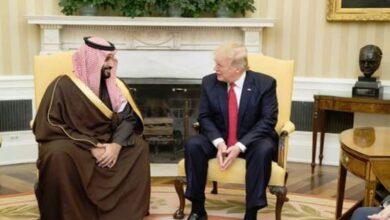 Photo of Saudi crown prince congratulates Trump on death of Baghdadi