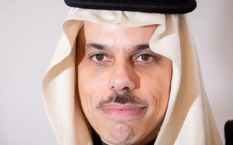 Saudi Arabia appoints Prince Faisal as new Foreign Minister