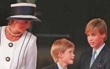 On Pakistan tour, Prince William to 'honour' Princess Diana