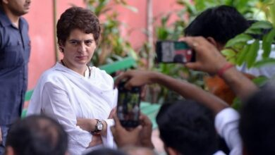 Photo of Chinmayanand case: Priyanka's 'Padyatra' to support law student