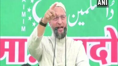 Photo of Owaisi calls BJP a 'drama company'