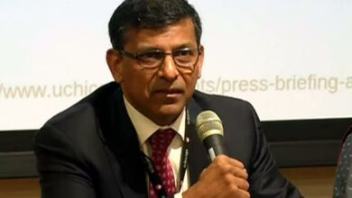 Photo of Former RBI governor attacks Modi govt. at a lecture in US