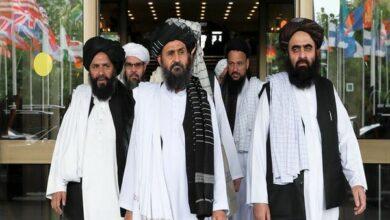 Photo of Taliban delegation visits Pakistan