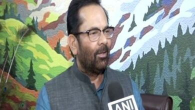 Photo of India is heaven, Pakistan is hell for minorities: Naqvi