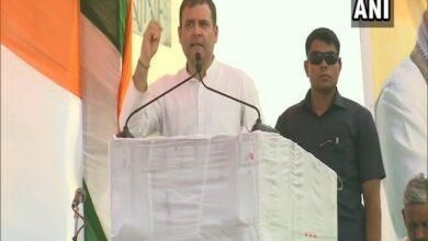 Photo of PM Modi is loudspeaker of Ambani-Adani: Rahul Gandhi